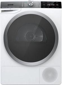 Сушилня Gorenje DS94ILS/I, Клас А-40%, Термопомпа, Инверторен PowerDrive мотор , Обем 9 кг, Бяла